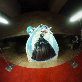ミクシンフォニー 最後は涙腺崩壊したよ。 東京も楽しみ #miku360  #theta360