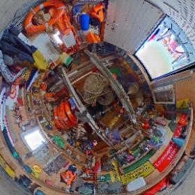 #Vlieland #Drenkelingenhuisje #Reddingshuisje is één van de officiële trouwlocaties op Vlieland. 360-degree-image by Reisefensehen.com. #theta360