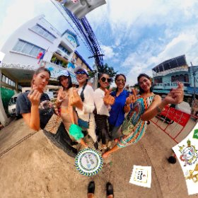 260 spherical visit FSCC with charity money from Aussie Pub BBQ Bangkok, song dance with dek children media https://goo.gl/XcXtdp  BEST HASHTAGS #FsccVisitAug2018  #FsccMoneyBox  #FSCC  #AussiePubBkk #butterfly3d #theta360