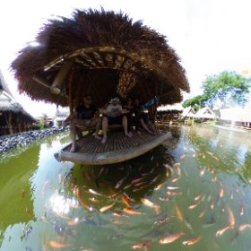 Bale Udang, Bali. #ysbh #lakastahbelayar #theta360