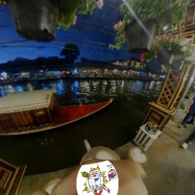 Amphawa Floating markets is a major Sabai Sabai (chill) destination 90km from Bangkok consider an overnight stay SM hub https://goo.gl/PZ4uDN BEST HASHTAGS #AmphawaFloatingMarkets  #Firefly3d #BkkFloatingMarkets  #ZoneSamutSongkhram