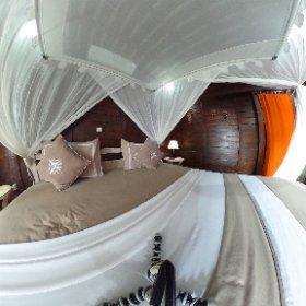 Resorta Twin. Accommodation on Gili Trawangan, Indonesia #theta360