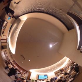 スルガ銀行さんで開催させて頂いた『宿坊でできる7つの修行』のワンシーン。楽しく目一杯盛り上がることができました。  photo : 360度カメラ研究会(http://camera-360do.com/) by ほーりー