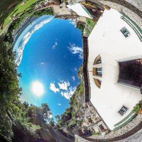 Vista dall'Eremo di San Nicola a Mendrisio