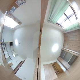 和歌山市ユーミーマンション 【カルム宮】 リビング&洋室です。