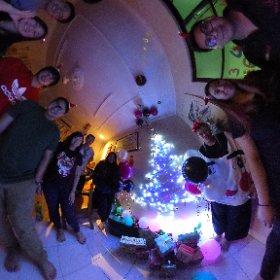 merry christmas! #snowcrystal3d #theta360