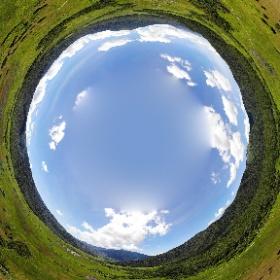 緑の湿原(尾瀬ヶ原・初夏)