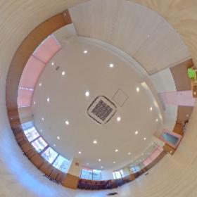 Cs TACHIKAWA  併設保育園  http://csplace.com/ Photo by MUSBIC  http://musbic.net/  #theta360