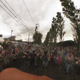 ローチケ Presents 炭酸ファイト!ファイルご参加ありがとうございました!! #theta360