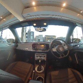 #THE BEETLE cabriolet #opencar.jp #4人乗りオープンカー専門店バランス#27u19