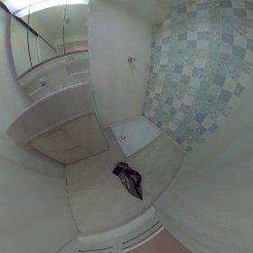 呉マンション 洗面室