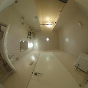 ブリックハウス301 洗面所