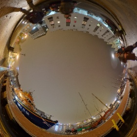 #RNLI17-06 #lifeboat #galway #docks #4march2018 #firefly3d #craicingalway #theta360