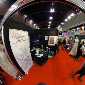 At the #heartessex wedding fair. #theta360 #theta360uk