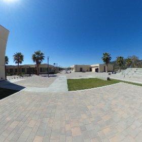 Rancho Campana High School - Quad
