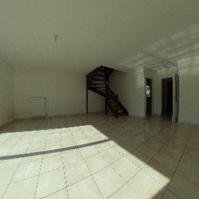 Baisieux maison demi individuelle 3 chambres   Garage jardin 273000€ dont 10000€ d'honoraires acquéreur