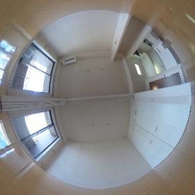 アビタート蒲田 1LDK 5階 リビング&ベッドルーム  ねこ
