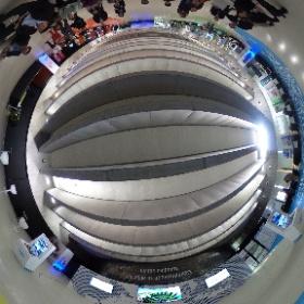 foto 360 na 1a mostra regional de emprego e formacao profissional açores #theta360