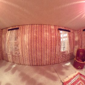 Welcome to the inside of my kids' dollhouse from my 360 Camera!