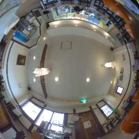 猪名川町のお食事処 バンブーテール #猪名川町 #バンブーテール #theta360