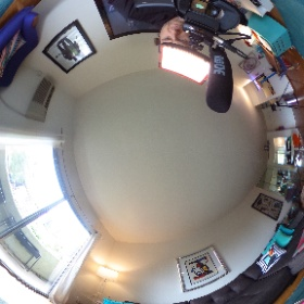 #imageflowpro hard at work in Hollywood. Image Flow Productions in 360! #theta360