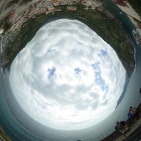 #360view #italy #coastline #theta360