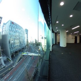 da Vinci harajyuku#6 floor for rent #theta360
