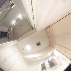 360度画像で賃貸マンションの内見ツアー  ■グランスイート月島リエール■ 脱衣所 バスルーム 東京都中央区月島2-18-12  http://www.axel-home.com/001392.html  FOR RENT ■GRAND SUITE TSUKISHIMA LIERRE■ BATH ROOM 2-18-12,TSUKISHIMA,CHUO-KU,TOKYO,JAPAN  CLICK HERE↓  #theta360