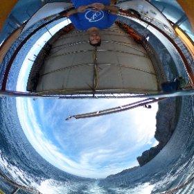 Phi Phi, Thailand, Boat, Snorkling,  #theta360