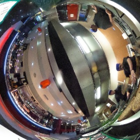Wing Wah Chinese Restaurant & Bar (Coventry) LIVE KITCHEN 2 #theta360