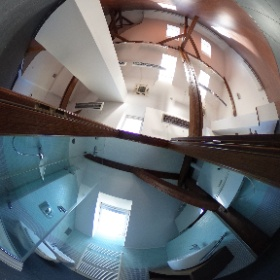 Přívozská 949/12, Vchod do soc.místnost   - místnost 1 / 3.podlaží #theta360