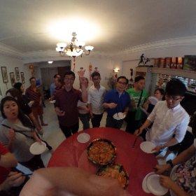 Before the Yu Sheng