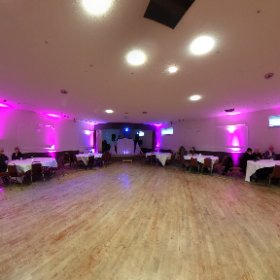 One of tonights event's is an 18th Birthday. Lets get the party started. #disco #lighting #VR