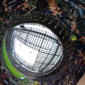 2016.12.04 AC Milan vs Crotone @Stadio San Siro #theta360