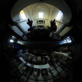 Balcon - Crematoriul Cenusa