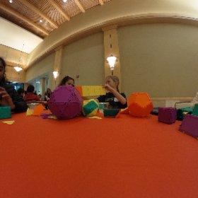 Julia Robinson Math Festival at Stanford University #theta360