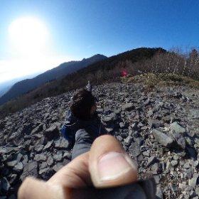 高原山! #theta360
