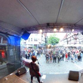 Bühne 4 - Pflasterfest