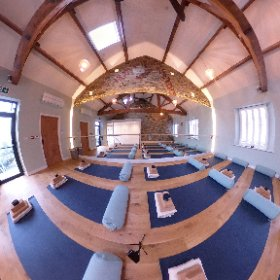 Ebru Evrim Yoga & Pilates Studio, Coach Street, Skipton 2 #yoga #pilates #fitness #wellbeing #theta360 #theta360uk