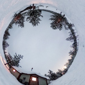 Ricoh Theta S in Schwedisch Lappland mit www.FlorianGerla.ch #theta360 #theta360de