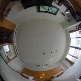 ルブア アット ステート タワー (lebua at State Tower) 客室03 #ルブアアットステートタワー #lebuaatStateTower #bangkok #thailand #バンコク #タイ #taroimopanda #theta360