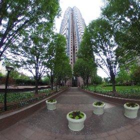 Bank of America Tower Atlanta GA #theta360