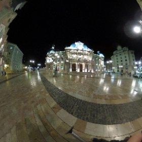En Cartagena disfrutando de una buena noche después de la presentación del libro de Fructu Navarro. #theta360