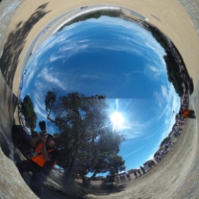 The famous #corkscrew at #lagunaseca during the World Superbike race #theta360