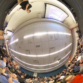 #Moverio BT-300 @globalgamejam #msplay17 Ready to make some ground breaking #VR in 48 hours #theta360