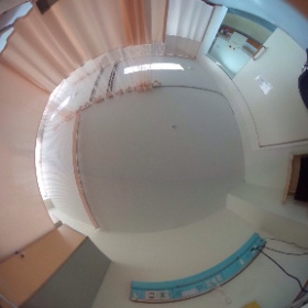 inspection hospitalization discharge/検査入院から退院(^^) #theta360