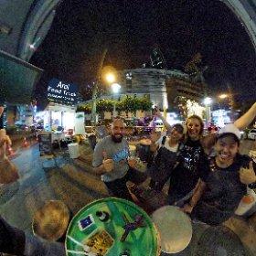 Aroi Food Truck in Suk Soi 19 Suk Soi 19 intersection, SM hub https://goo.gl/7v3Iql   BEST HASHTAGS #AroiFoodTruck  #BkkStreetBar    #BtsAsoke  #firefly3d