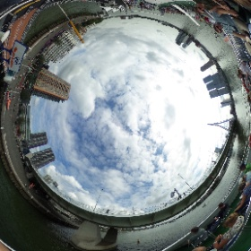 Port of Rotterdam #theta360