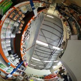 Simon Baines warehouse pic 1  #theta360