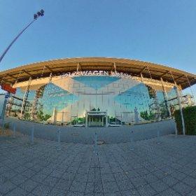 VW-Arena. #theta360